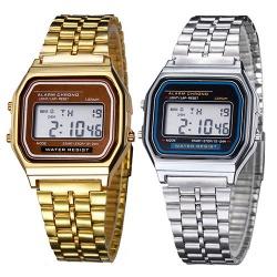 e01caffb Олдскульные чумовые электронные часы типа Casio/Montana