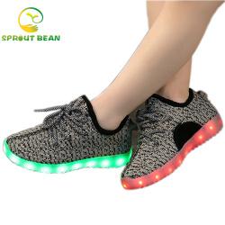 1287cb75 Светящиеся детские кроссовки.