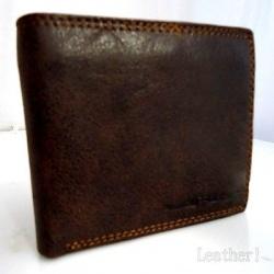 39086a5a434d Мужской бумажник из натуральной кожи (из Израиля)