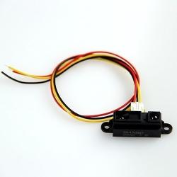 Arduino Sharp IR Sensor - GP2D12 - emarteecom