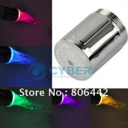 New Water Glow Shower Multicolor Led Светодиодные насадки