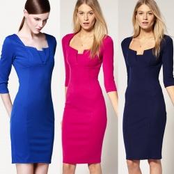 23dfec40781 Классическое платье