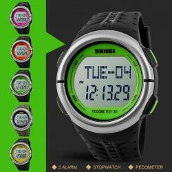 02fe04f1 Наручные часы SKMEI Relojes c пульсометром и шагомером.