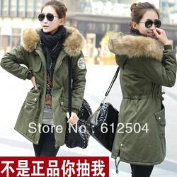 Женская куртка-парка eb511d80939