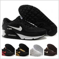 aa8a80e7 Nike airmax 90 чёрно-зелёные р.42(не оригинал)