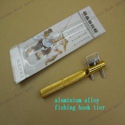 Устройство для привязывания рыболовных крючков  чертежи 3