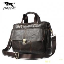 f6cbfce564c6 Мужская сумка CROSS OX. Натуральная кожа?