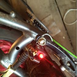 Сигналы на велосипед - велосипедный звонок
