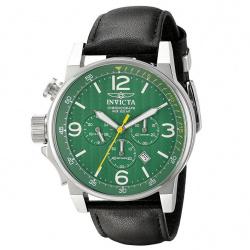 dbbda3948887 Наручные часы - Invicta I-Force Chronograph. Зеленый Монстр