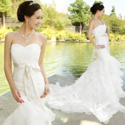 7ab6983efaa Свадебное платье (история о риске и шампанском)