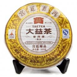 чай шу пуэр в китае купить