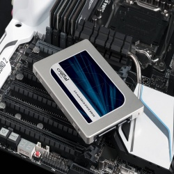"CT500MX200SSD1 Crucial MX200 500GB Internal 2.5/"" SSD"