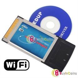 EDUP PCMCIA 802.11BG WIRELESS WIFI CARD WINDOWS 8 DRIVER