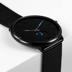 Изображение - Товары с алиэкспресс Ultra-Thin-Creative-Black-Stainless-steel-Quartz-Watches-Men-Simple-Fashion-Business-Japan-Wristwatch-Clock-Male