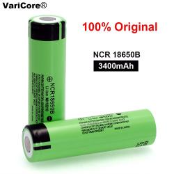 Ресурсный тест китайского аккумулятора NCR18650B от Varicore