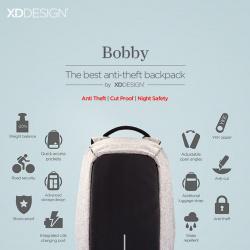 b74dd647d97f Рюкзак XD DESIGN Bobby для ноутбука: обзор для тех, кто хотел купить ...
