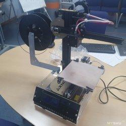 Мой первый 3D принтер