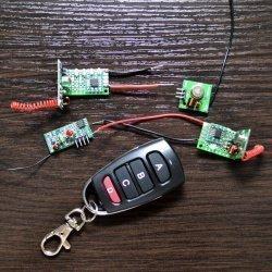 TinyRF - радиоуправление и обмен данными на ATttiny13