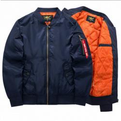73c9045c Американская пилотская куртка-бомбер - стоит ли покупать одежку ...