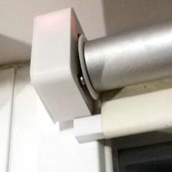Автоматизируем шторы - и всё-таки они крутятся