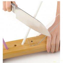 мусат за 15 минут своими руками (точилка для подводки ножей)