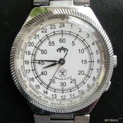 25a17706 Механические наручные часы Ракета с 24 часовым циферблатом - отзыв о ...