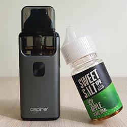 электронные сигареты для солевого никотина купить