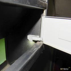 Автоматическая подсветка в почтовый ящик .