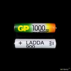 Тест сохранности заряда LSD аккумуляторов.