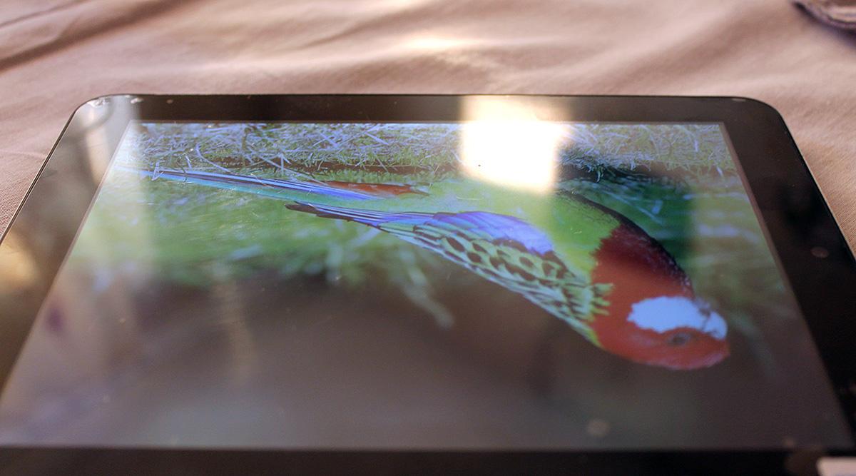 Экран Cube U9GT3