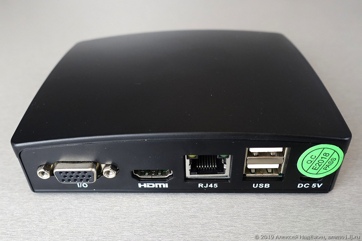 Видеорегистратор Super Mini NVR Enster N9000-8EX