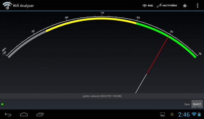 Cube U9GT4 WiFi Analyzer