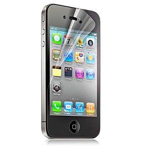 Защитная пленка Transparency LCD Screen Protector Guard for iPhone 4G iPhone 4S