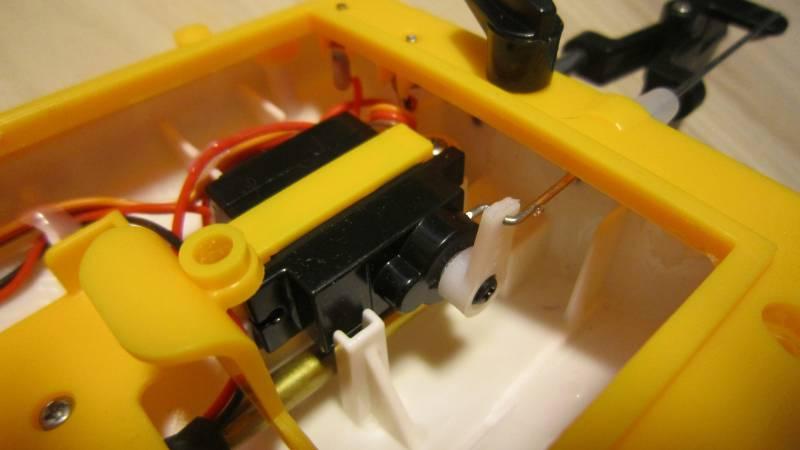 Сделать лодку на пульте управления своими руками