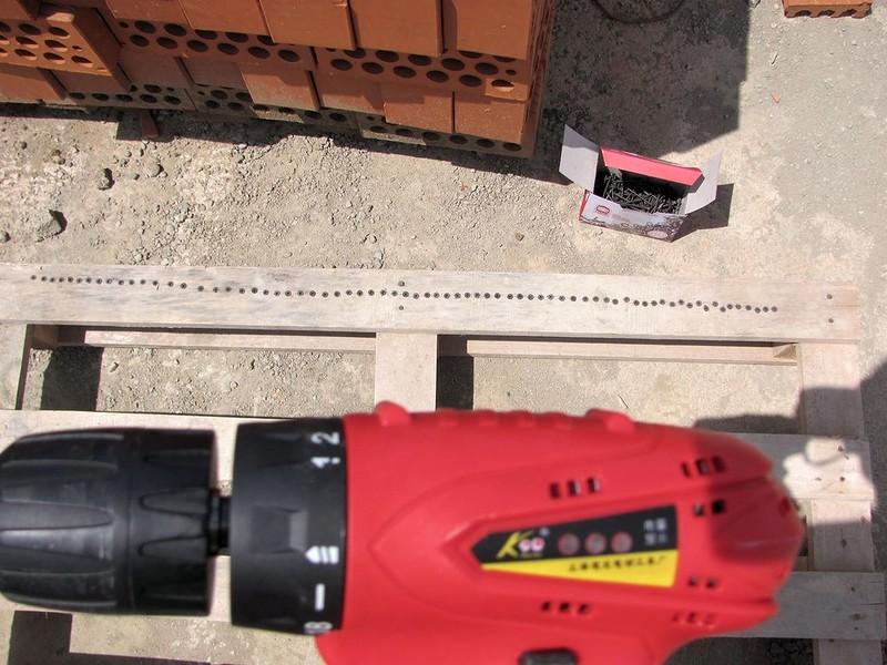 Шуруповерт Kanu 602: 12 вольт, Li-Ion, два аккумулятора в комплекте