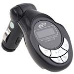 Авто MP3 проигрыватель FM трансмиттер с USB штекером и разъемом
