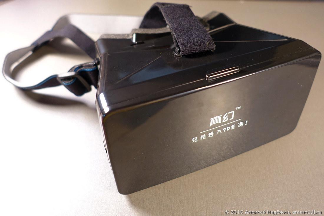 Очки виртуальной реальности из китая квадрокоптеры dji в екатеринбурге