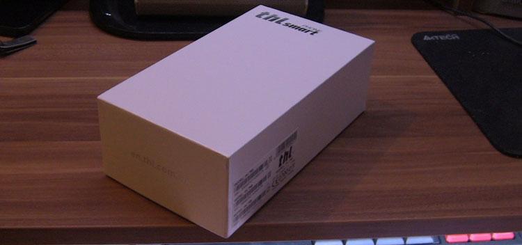 ThL T6S коробка