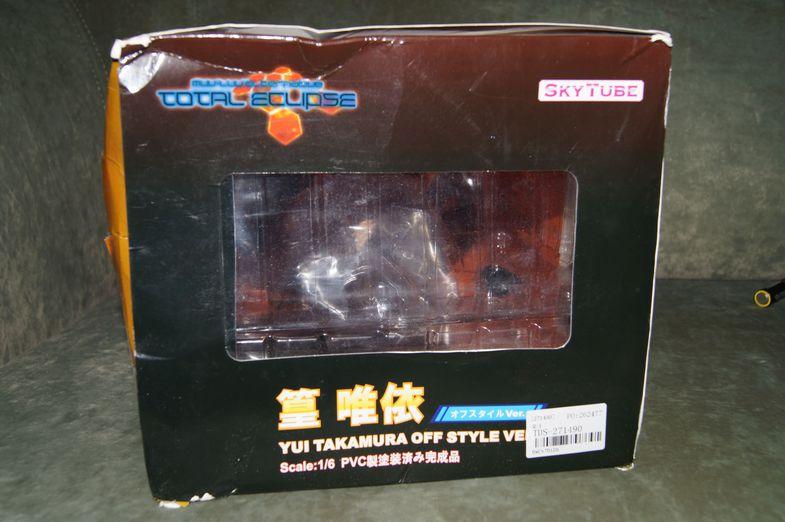 Аниме фигурка 1/6 Muv-Luv Alternative: Total Eclipse - Yui Takamura Off Style Ver.