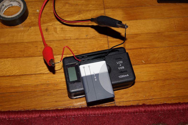 как запитать батарею на фотоаппарат от сети фотографии поврежденных