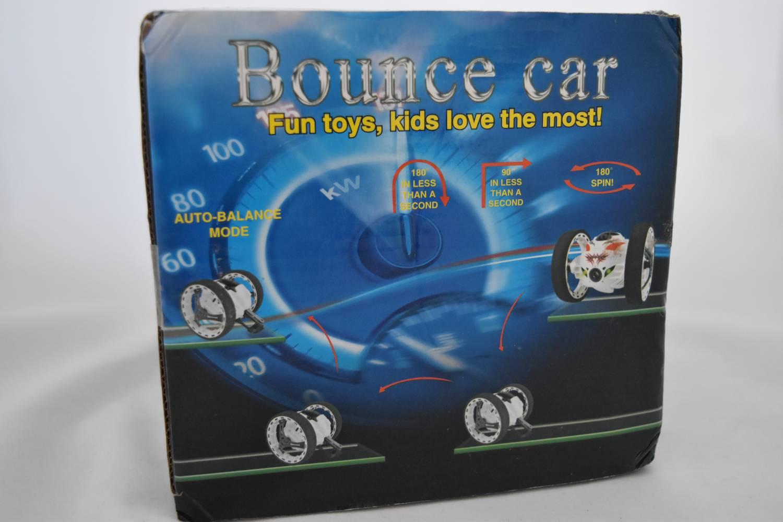 GearBest: Радиоуправляемый робот PEG SJ88 2.4GHz RC Bounce Car