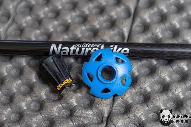 Обзор карбоновой трек палки Naturehike Lighter+