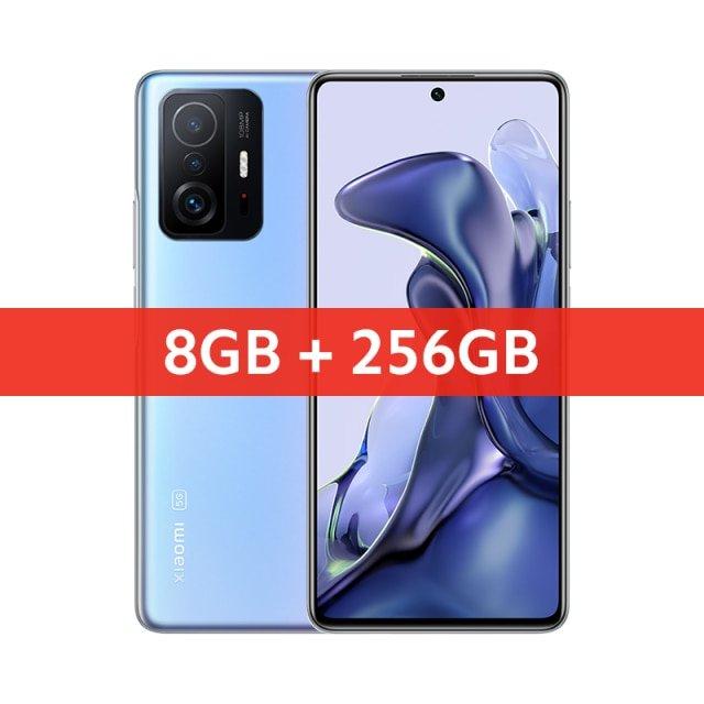Распродажа новинок смартфонов Xiaomi: Mi 11T pro от 500$,  Mi 11T от 400$ и Mi 11 Lite NE от 305$ в зависимости от количества памяти