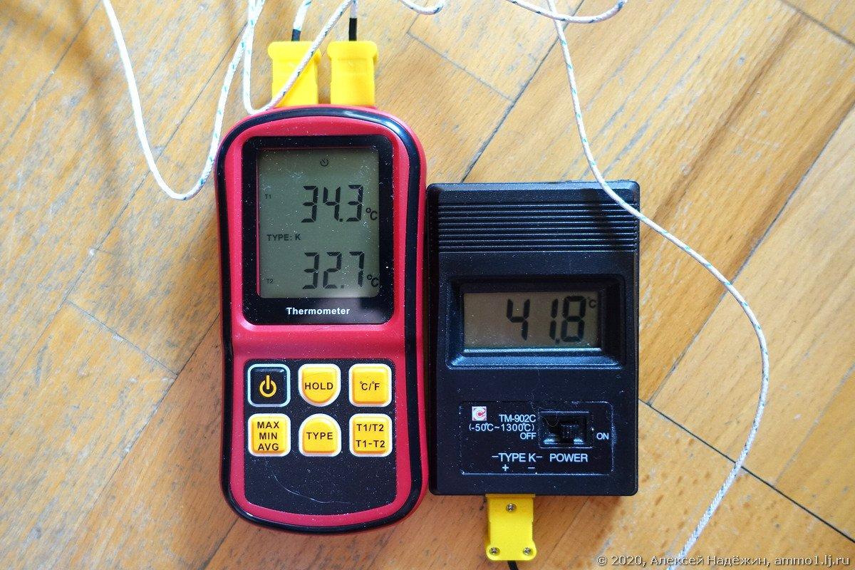 Тест: какой ток выдерживает кабель ВВГ 3x1.5