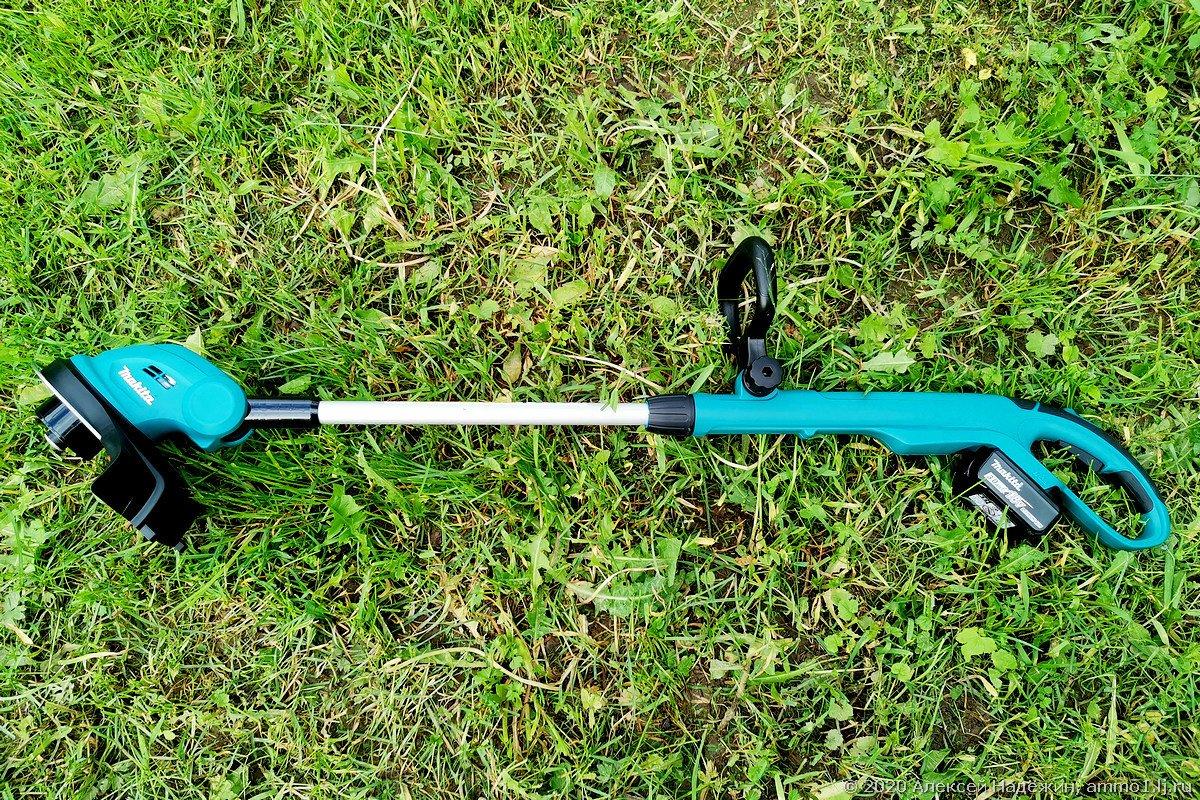 Аккумуляторный триммер Makita DUR 181 RF   - выгодная цена, купить с доставкой, есть самовывоз