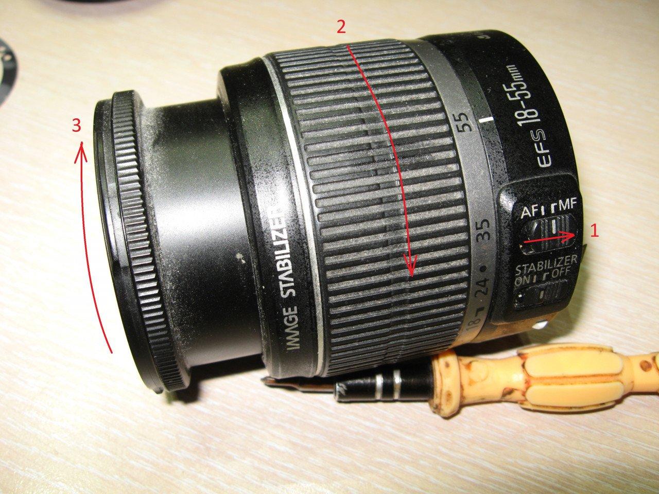 Паяльник SEQURE SQ-D60 с жалом T12 и USB-C. Ремонт объектива Canon EF-S 18-55 mm в условиях ядерного апокалипсиса