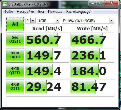 """Обзор и тест SSD 2.5"""" KingSpec P3-128. Куда идёшь, эволюция?"""