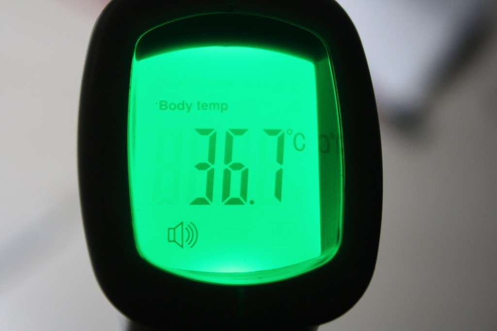 Цифровой ИК термометр Alfawise. Игрушка или инструмент?