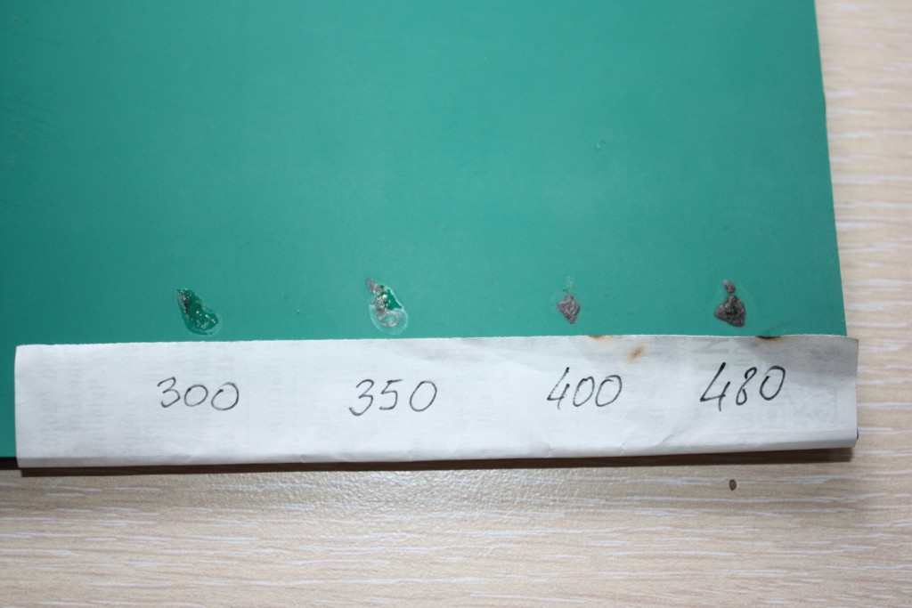 Антистатический коврик 30х40 сантиметров