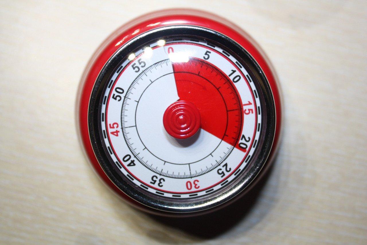 Таймер механический: как пользоваться, часы для кухни, как работает кухонный будильник